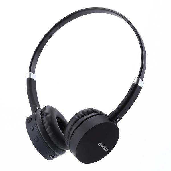 High Quality Kanen Bt 06 Bluetooth Headset Headband Wireless Headphone With Microphone For Iphone Samsung Sony Xiaomi Huawei Smart Phone Wish