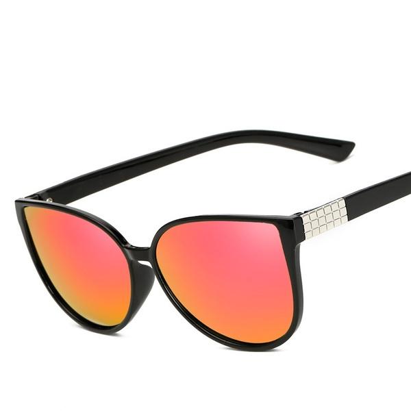 Picture of Women Fashion Personalized Eyewear Men Designer Cat Eye Sunglasses