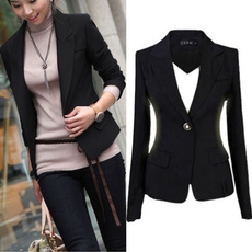 casual coat, Jacket, officeladycoat, Blazer