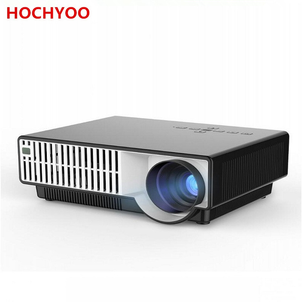 Full HD 1080P Home Theater LED Mini Multimedia Projector Cinema Theater  Support PC Laptop TV Box IPad Smartphone for Home Movie Night Video Games  Outdoor Movie   Wish
