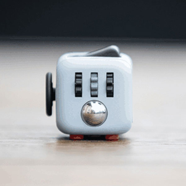 1PCs Stress Relief 6-side Fidget Cube Reduce Pressure For Family Adults Kids