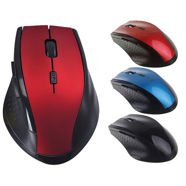 Picture of Professional 2.4ghz Wireless Optical Gaming Mouse Gamer Mause Wireless Raton Inalambrico For Pc Laptop