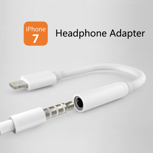 Picture of Lightning Headphone Adapter Compatible With Iphone7 / Iphone7 Plus
