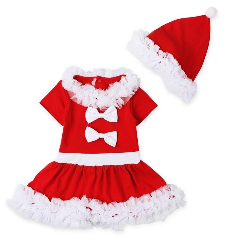 020f553a43b Robe fille 2 ans pour noel - Vêtement Aliexpress
