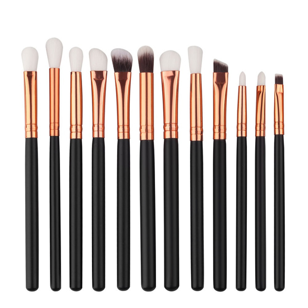 Pro 20pcs Makeup Brushes Powder Foundation Eyeshadow Eyeliner Lip Brush Tool