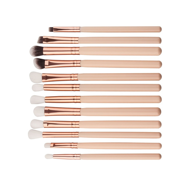 Pro 20pcs Makeup Brushes Powder Foundation Eyeshadow Eyeliner Lip Brush Tool