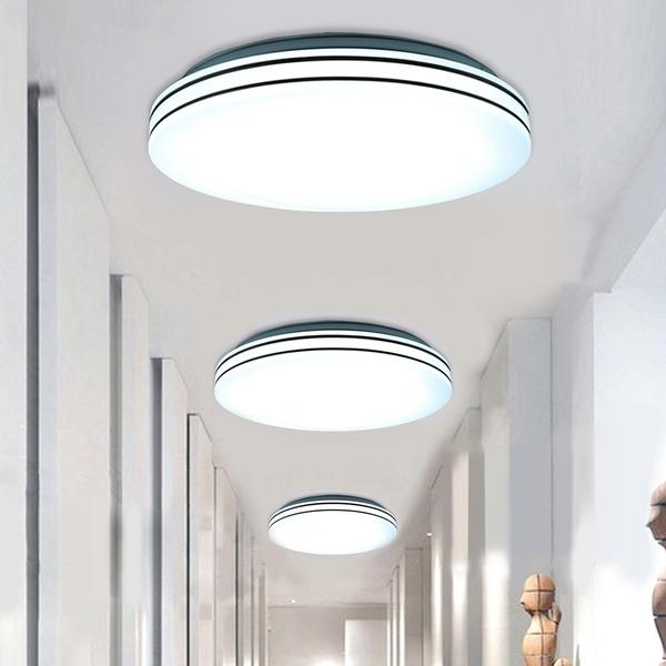 Wish Floureon 24w 2880 Lumens Round Led Ceiling Light Bright Energy Saving Flush Mount Fixture