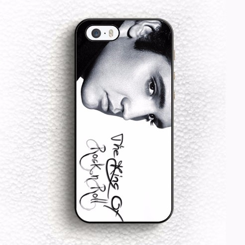 new arrival 47a74 28ca8 Famous Elvis Presley cell phone cases cover for Samsung Galaxy S7 Case