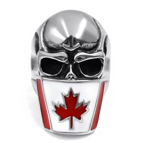 Canada, Punk jewelry, boysring, Jewelry