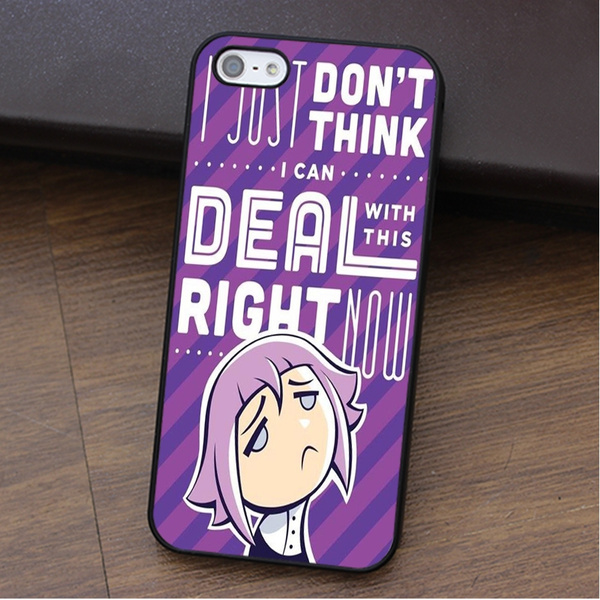 Soul Eater Crona Cell Phone Case Cover For Iphone 4 4s 5 5s Se 5c 6 6s Plus 7 Plus For Samsung Galaxy S3 S4 S5 S6 S7 Edge Note 3 Note 4 Note 5