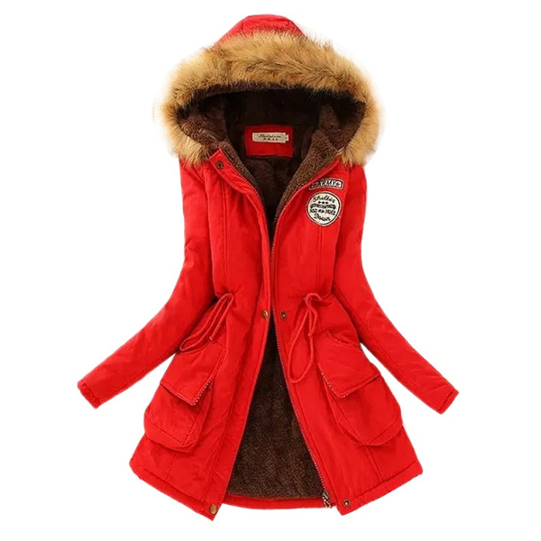 warmjacketwomen, fur, cottonpaddedjacket, winter coat