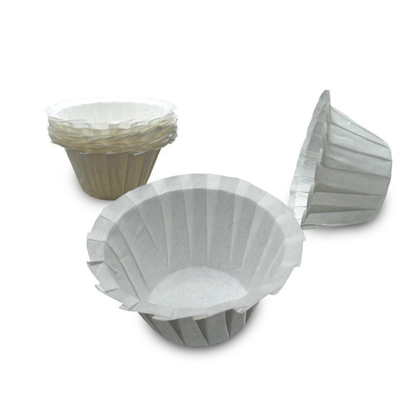 100 Disposable Paper Filters Cups Replacement K-Cup Filters For Keurig K-Cup