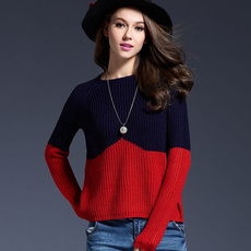 Shorts, knitted sweater, Color, Sweaters