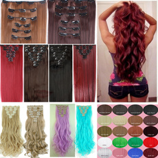 blackhairextension, Fiber, Remy Hair, Hair Extensions