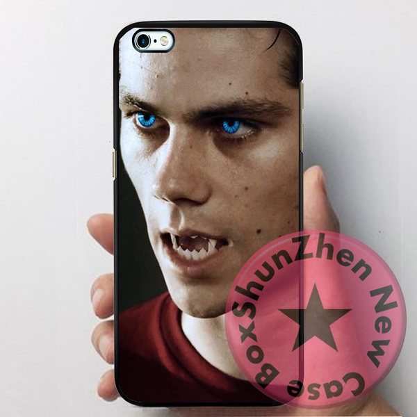 brand new e2f7f de57d Teen Wolf Phone Case,Design Stiles Stilinski Werewolf Hard Plastics Case  Cover for Iphone/Samsung