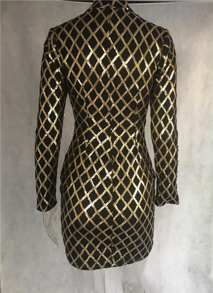 Wish   Trendy Herbst Winter 2017 Schwarz Kleid Sexy Bodycon Langarm ...