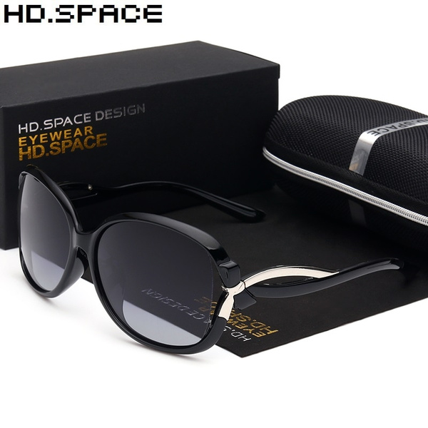 67c6c5c3725 HD.SPACE 2017 NEW fashion sunglasses polarized sunglasses driving ...