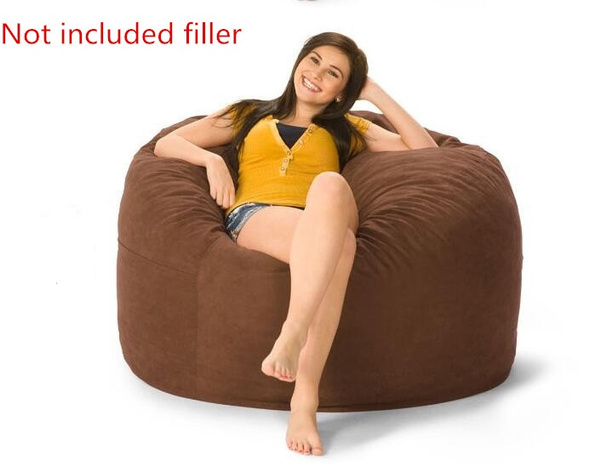 Merveilleux Wish | Fatboy Beanbag Adult Bean Bags COVER Bean Bag Chairs For Kids  Without The Filler 36x24 Inches