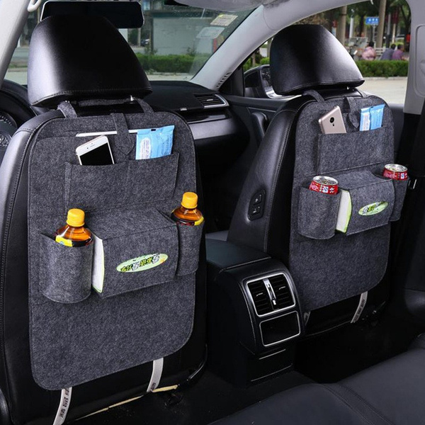 wish 2016 fashion car bag type seat back the chair carrying bags