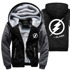 theflashsweatshirt, Winter, Justice, Coat
