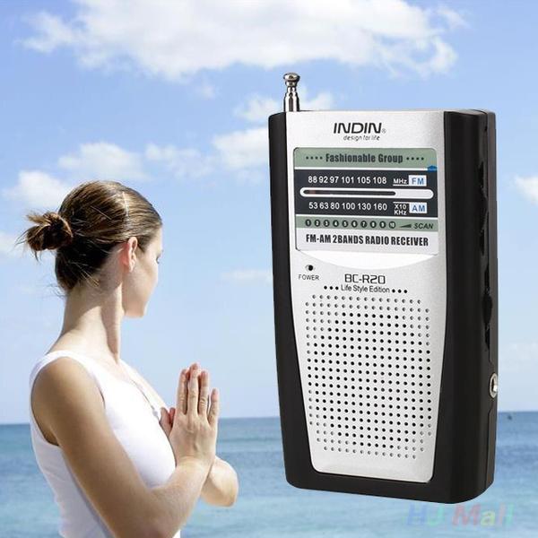 Picture of Universal Portable Pocket Am/fm World Receiver Radio Speaker 3.5mm Jack