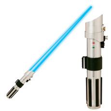 Geek, Star, lightsaber, lights