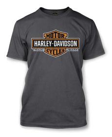 biker, Charcoal, T Shirts, Fashion