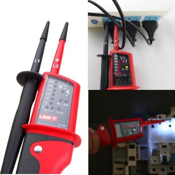 UNI-T UT15C Waterproof Type Voltage Testers 11