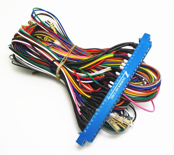 Quality 56 pin Jamma harness for arcade game board JAMMA Cabinet Wire on
