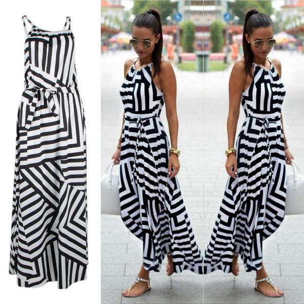 Summer, Fashion, boho, sundress