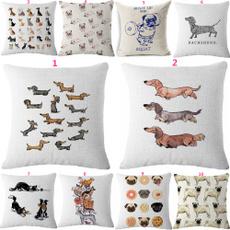 Pets, Sofas, squarepillow, Cover