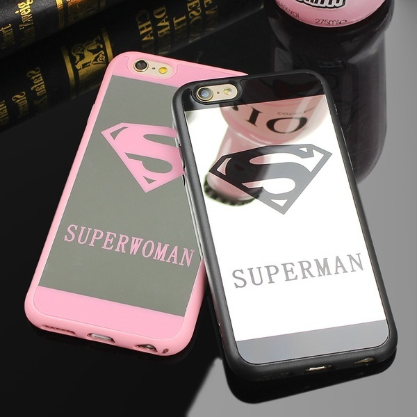 coque iphone 7 plus super woman
