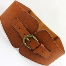 designer belts, Mujer, horse, Leather belt