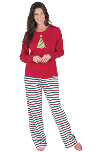 59cca24476 ... Sleepwear Nightwear  new style b960c bde3b Wish Family Matching  Christmas Pajamas Set Dad Mom Baby Kids Deer Sleepwear ...