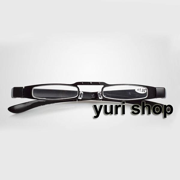 fashion eyeglasses, slim, menwomeneyewearreader, foldingportablereadingglasse