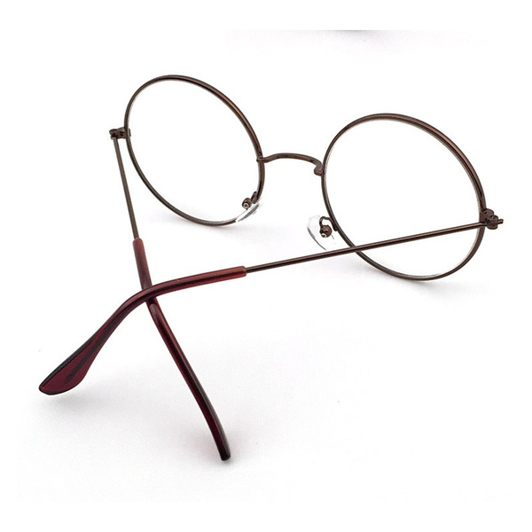 Vintage Round Glasses Men Harry Potter Glasses Frame Eyewear Clear Glasses Women Optical Frame Round Glasses