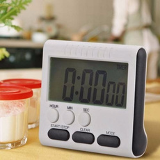 Kitchen & Dining, downcounter, Clock, Cooking