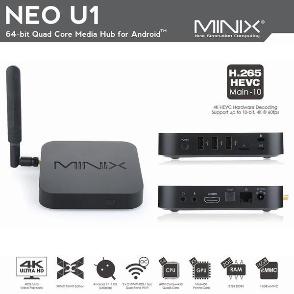 BK NEOU1 4K 60fps Wifi Quad Core Media Hub Android Set TV Box+A2 lite  Airmouse BP