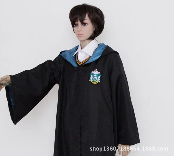 "Képtalálat a következőre: ""Harry Potter Harry COS Dress Robes Cape Gryffindor Scarf Tie Glasses Wand Matching"""