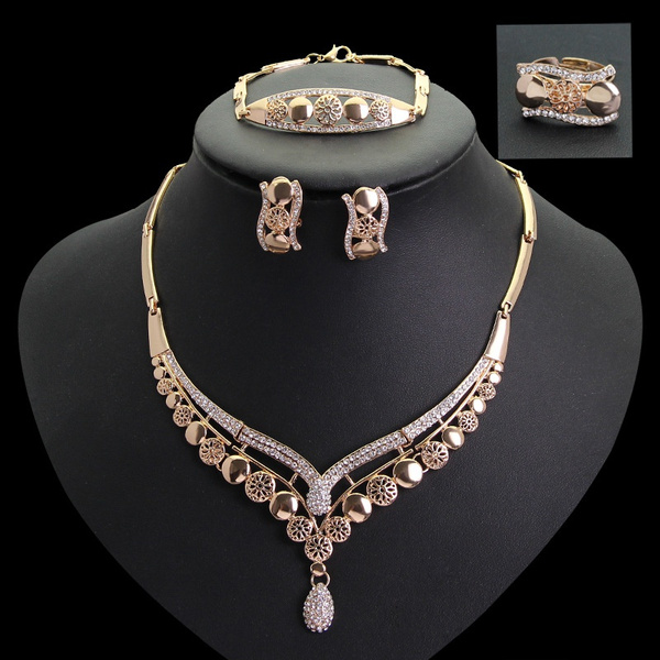 goldplated, Bead, Jewelry, gold