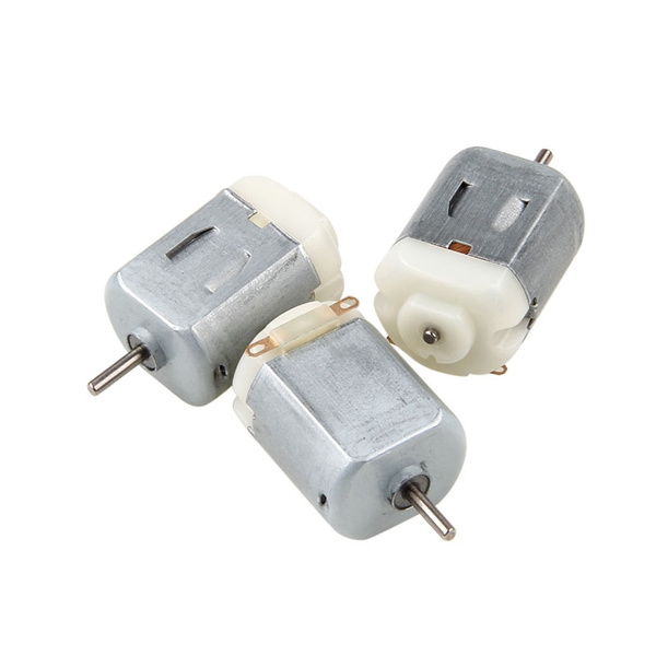 3Pcs Miniature DC Motor DIY Toy 130 Small Electric Motor 3V to 6V Low Voltage