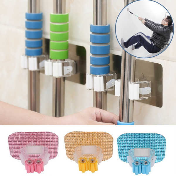 Picture of Creative Home Furnishing Mop Hook Stores Daily Necessities