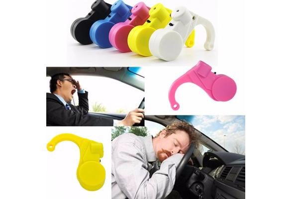Road Safety Car Driver Wake-Up Ear Alarm Warning Fatigue Driving Sleep Nap Alert