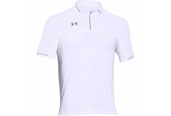 c1abd8d3 Under Armour Men's Team Podium Golf Polo Shirt Top, Assorted Colors 1276227  | Wish