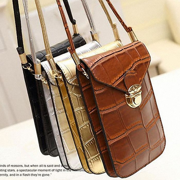 Fashion Women Crossbody Cell Phone Bags