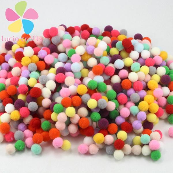 Ball, pompom, Colorful, decoration