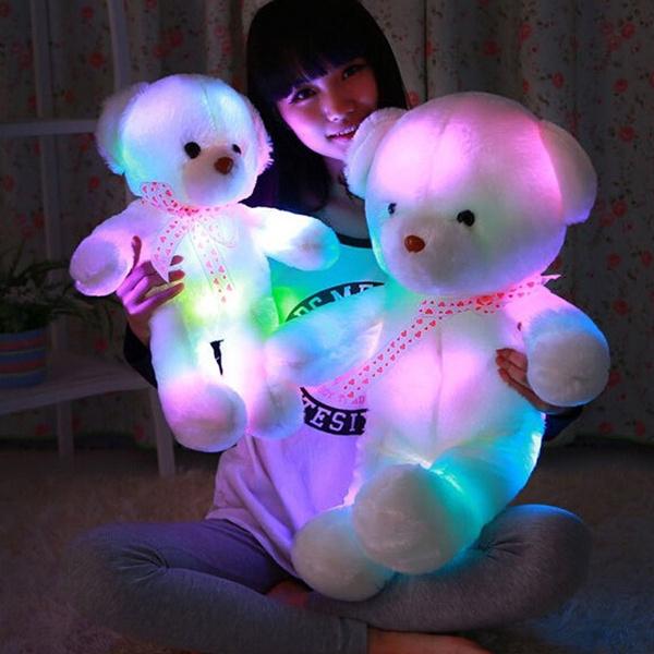 Plush Toys, Home Decor, Colorful, Teddy