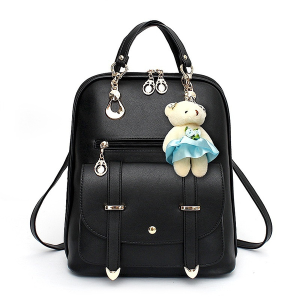 Picture of Fashion Girl Casual Shoulder Bag Backpack
