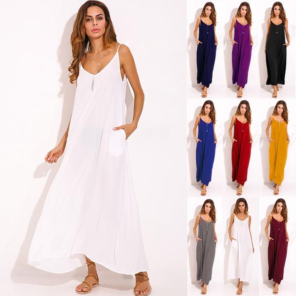Summer, Cocktail, sundress, long dress