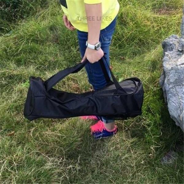 Скейтборды, самокаты и колеса Новый портативный каркас 6.5 / 8 / 10 дюймов с подвесным рюкзаком, несущий мешочек для 2 колес с с электрическим балансом (Фото 2)